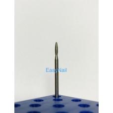 Алмазная фреза Скругленное пламя 1.8 мм №178