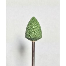 Насадка корундовая зеленая G5 (грубая)